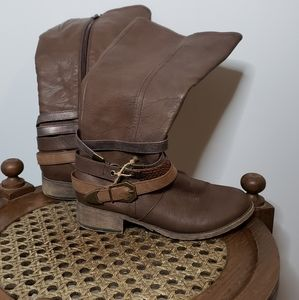 Maurices Belted Boots
